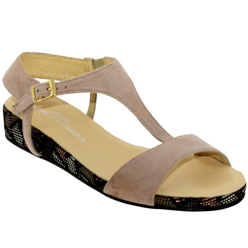 Sandale Brenda Zaro F2772 49546