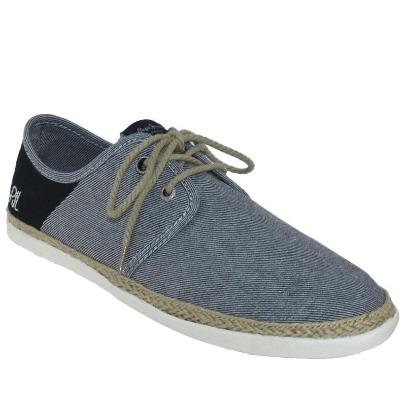 bdf656d9de2a7 Pms10234 Bleu toile Pepe Jeans Pointure 40