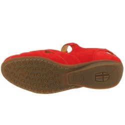 Fantine Rouge nubuck Mobils by Mephisto Pointure 36 2 3 2d8652730ee5