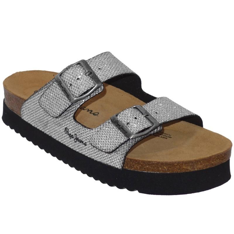 b98e77d063c70 Oban blim Gris Pepe Jeans Pointure 36