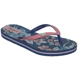 Tong Pepe Jeans Beach flowers 52157