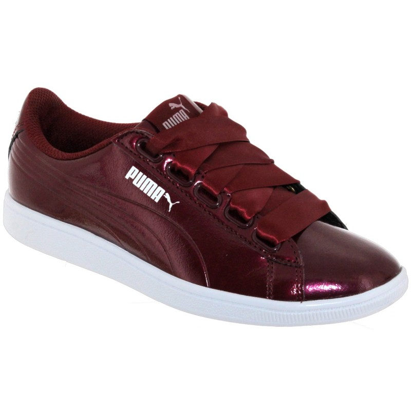Basket_mode_basse Puma Vikky ribbon pat 55396