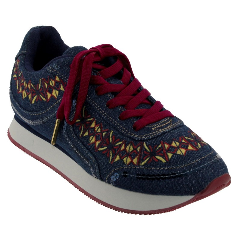 Basket_mode_basse Desigual Galaxy 56843