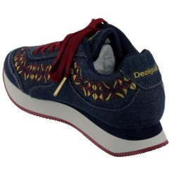 Basket_mode_basse Desigual Galaxy 56849