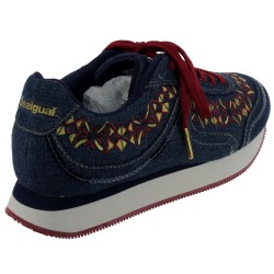 Basket_mode_basse Desigual Galaxy 56851