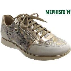 Monia Gris/Taupe cuir