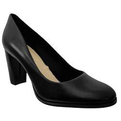 Kaylin cara Noir cuir