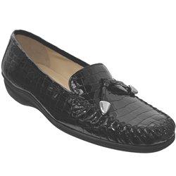 MAXOU Noir cuir 72620