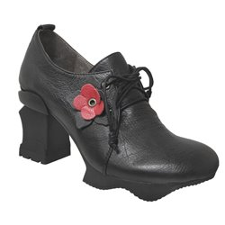 Arcmanceo 34 Noir/Rouge cuir 73035