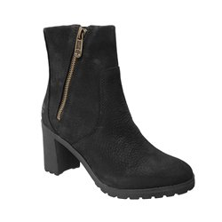 Allington ankle boot Noir nubuck 73090
