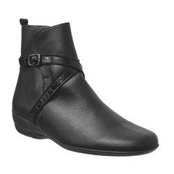 Morgane Noir cuir 74025