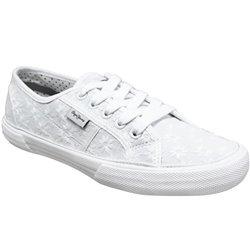 Aberlady lace Blanc