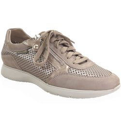 Molly Taupe cuir 77668