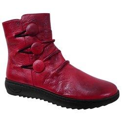 Danet Rouge cuir