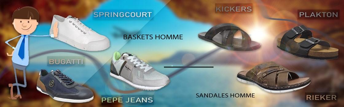 Chaussures Homme printemps été 2020
