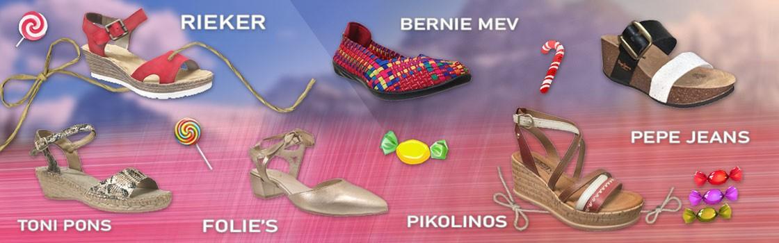 Chaussures Femme printemps été 2020