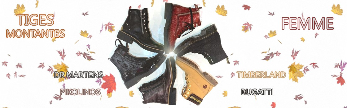 Chaussures Femme Automne Hiver 2020